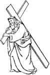 Wielki Piątek - Droga Krzyżowa na Kalwarii Wejherowskiej