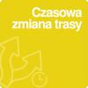 Przebudowa skrzyżowania ulic Gdańskiej i Łąkowej. Tymczasowe zmiany tras linii 9, 17 i 18